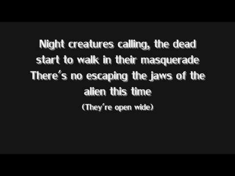 Michael Jackson - Thriller [w/ Lyrics]