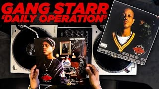 Discover Classic Samples On Gang Starr's 'Daily Operation'