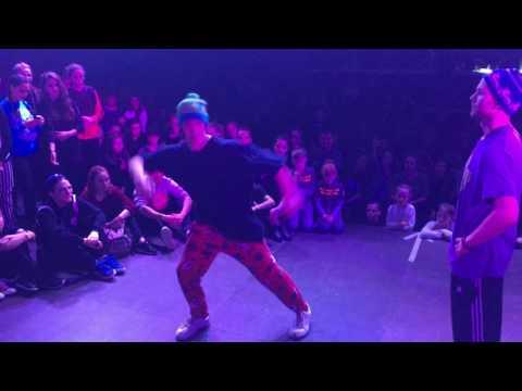 Crazy dance battle to Freestyler (Bomfunk MC)