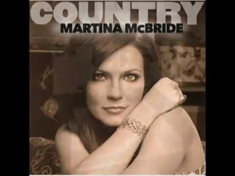 Martina Mcbride Pick me up on your way down