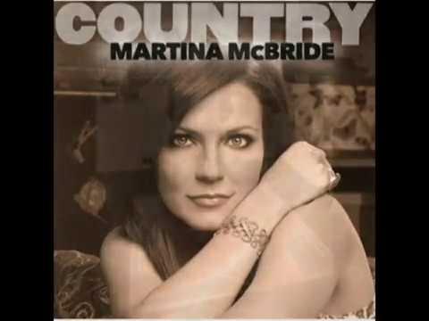 Martina Mcbride Pick me up on your way down