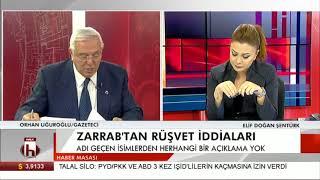 Haber Masası Orhan Uğuroğlu 4 12 2017
