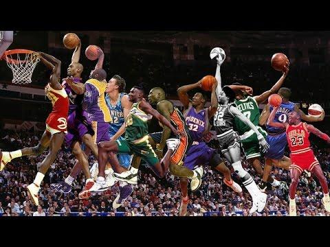 NBA Best Dunk Ever By Team