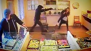 Ограбление Ювелирки Реальное Видео Жесть!!!(, 2013-09-27T11:42:43.000Z)
