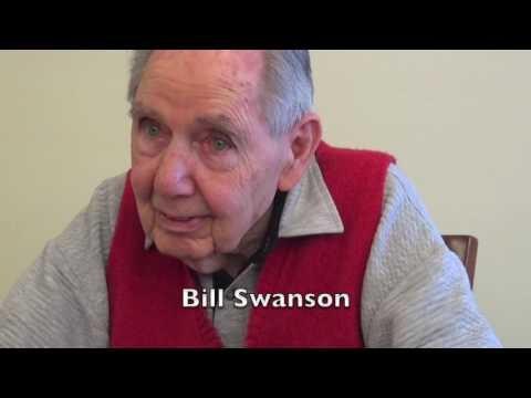 Bill Swanson (2017) on World War II