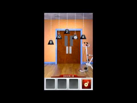 100 Doors 2 - Level 18 Walkthrough