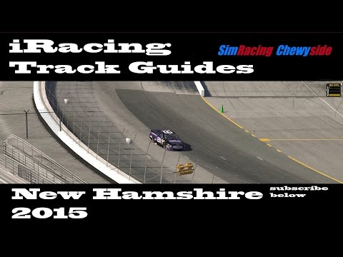 iRacing Track Guides - New Hampshire 2015