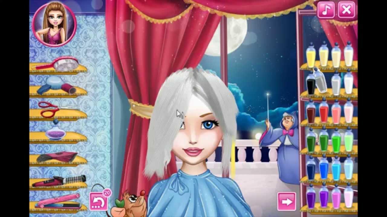 Cinderella Real Haircuts Youtube