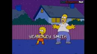 The Simpsons - Jazz Hands