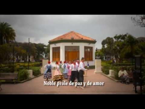 Himno de Subachoque Cundinamarca Video Oficial 2012- 2015