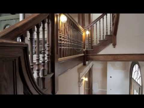 Needham MA Town Hall Renovation Update Video March 2011