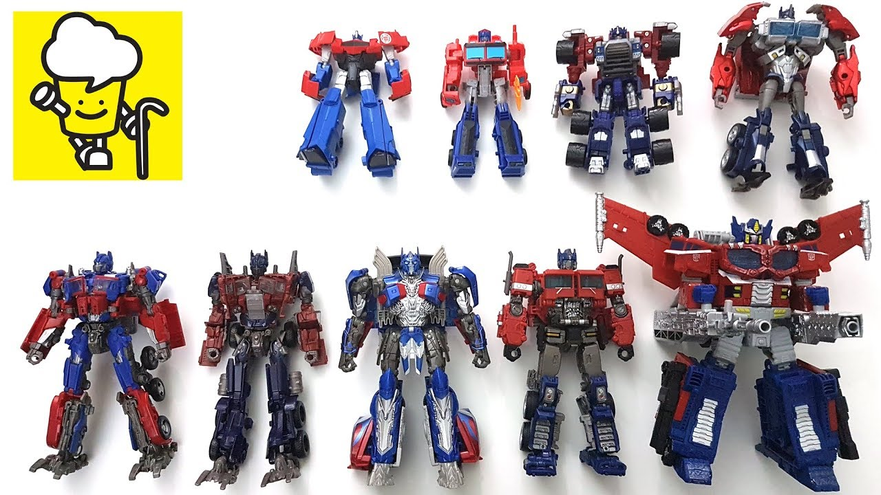 Optimus Prime Transformer robot truck ランスフォーマー 變形金剛 robots in disguise Movie