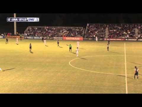U-17 MNT vs. England: Full Game - Dec. 11, 2013