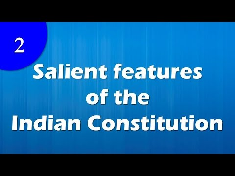 salient features of federalism in india Salient features of constitution tnpsc group questions, objective question and answers are listed in details,most of the question have been asked in group exams.