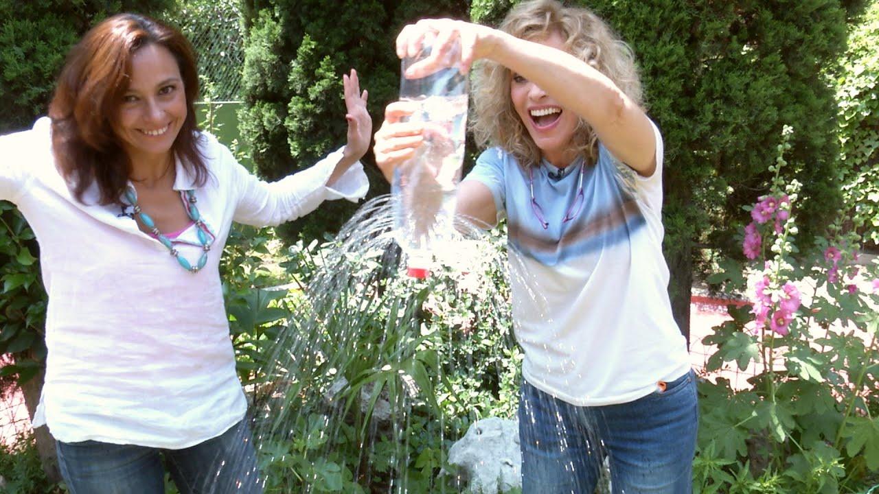 juegos de agua para nios con botellas recicladas pet con monica vergara youtube