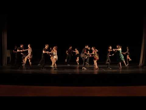 Lindy Hop - Graduation 2018