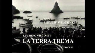 """LA TERRA TREMA music Phillip Wilcher """"BALLADE"""""""