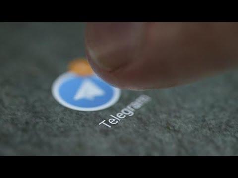 Rússia bloqueia Telegram