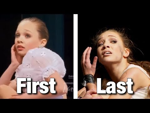 DANCE MOMS: FIRST AND LAST SOLOS