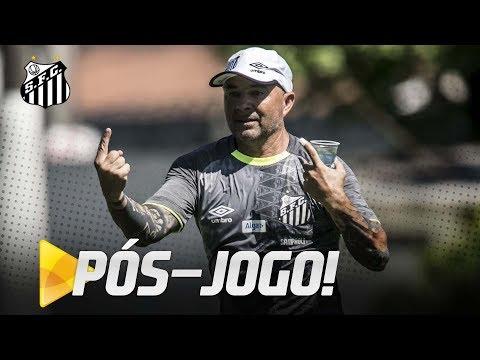 JORGE SAMPAOLI | COLETIVA PÓS-JOGO (13/01/19)