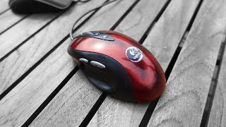 A 14 Year Old Mouse That's STILL Amazing!  Logitech MX510