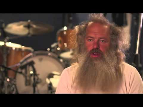 Rick Rubin in the Studio with Black Sabbath
