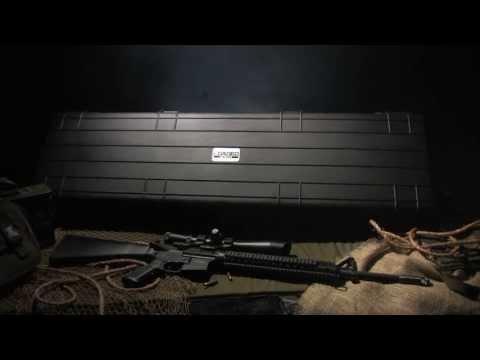 Loaded Gear AX-500 Rifle Case By Barska (BH12170 & BH12158)