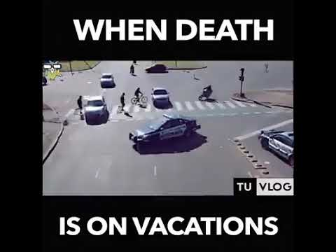 When death is on long vacation