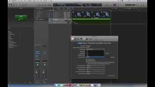 Logic Pro X - How to lower the CPU usage