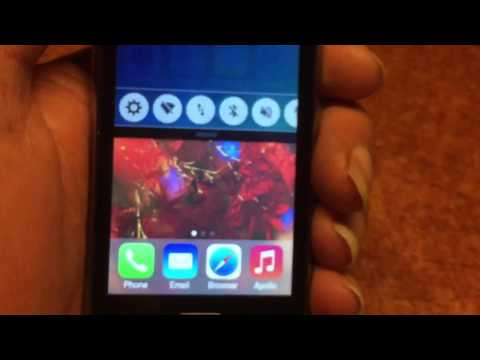 Puck IOS MOD for Samsung Galaxy Mini 2 - S 6500D code Jenad - Full Show and Test 2017