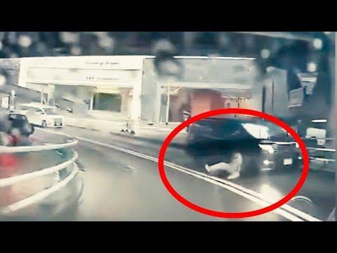 Телепортация человека в Японии снятая на камеру / Документальное видео / X-Planet Channel