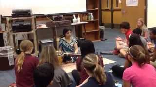American kids learn to play Indian classical music beats with Prema Bhat