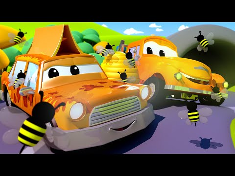Jeremy El Taxi El Lavado De Autos De Tom La Grua Dibujos