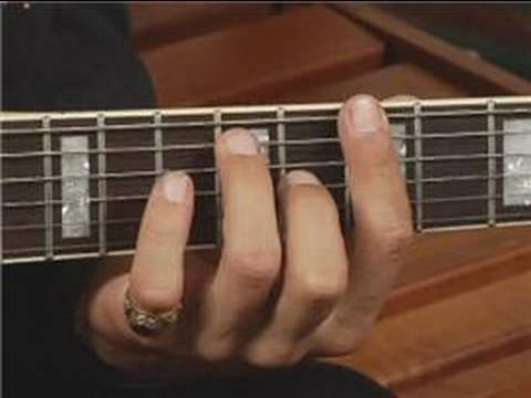 Play B7 Chord On The Top Guitar Strings Root Position Guitar