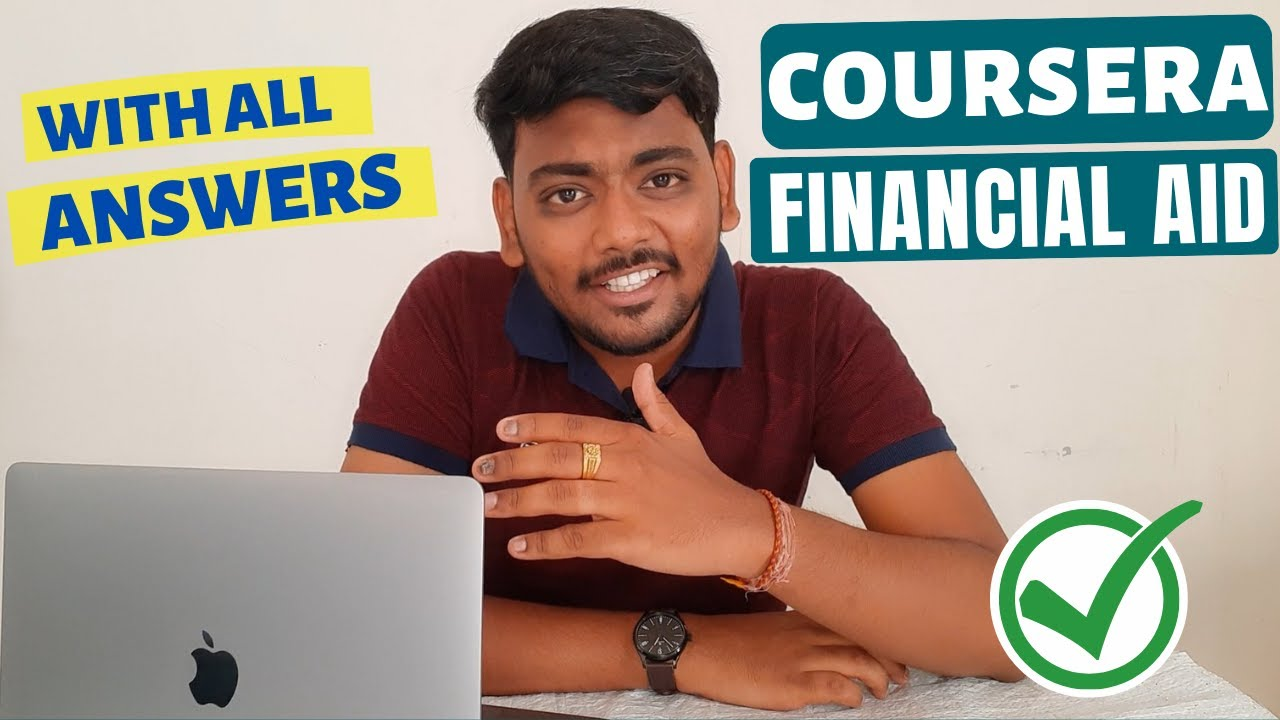how to apply for coursera financial aid - how to apply financial aid in  coursera