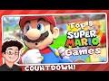 Top 5 Super Mario Games - NNBM