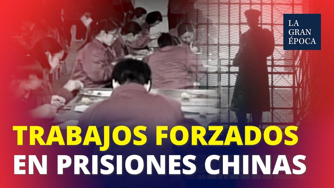 """""""Te hacen trabajar como un animal"""": Qué pasa dentro de las prisiones chinas"""