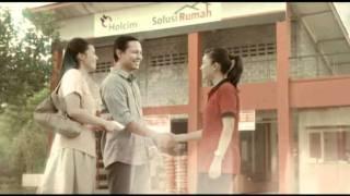 Iklan TV Holcim - Lebih Dari Semen