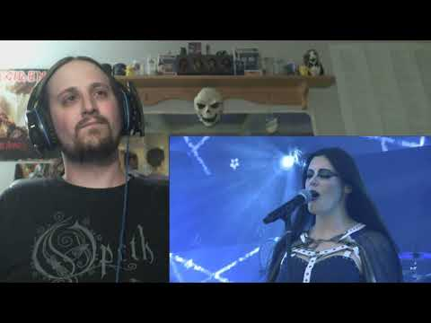 Nightwish - The Islander (Live Tampere) (Reaction)