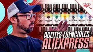 ACEITES ESENCIALES de #ALIEXPRESS
