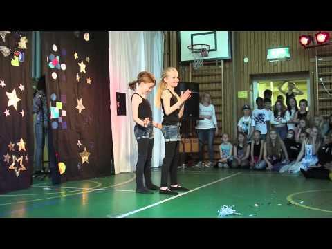 Talangjakt på Skräddarbacksskolan i Borlänge