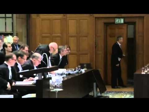 Timor-Leste accuses Australia at international court of justice -- video