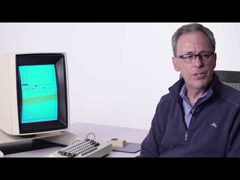 "Video Ethnography of ""ICARUS "" on the Xerox Alto"