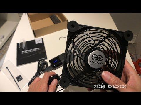 BEST WAY TO COOL YOUR MEDIA BOX! // AC Infinity MULTIFAN S3 USB Fan