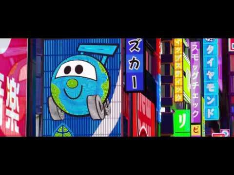 Песни из мультфильма тачки 2