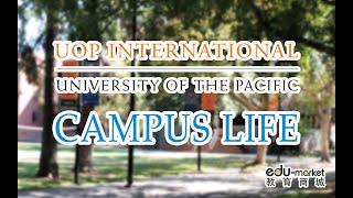 A Campus Life | ft. University of Pacific - Stockton Campus | 【edu-market】