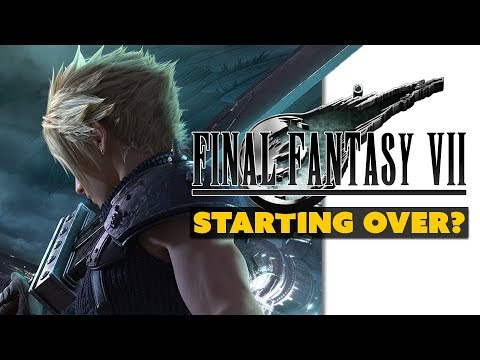 Final Fantasy 7 Remake in Trouble? - Game News