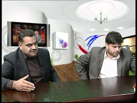 Talking Point with Ahmad Bostan on Noor TV - Cuts to Youth Related Provision (11th Sept 2011)
