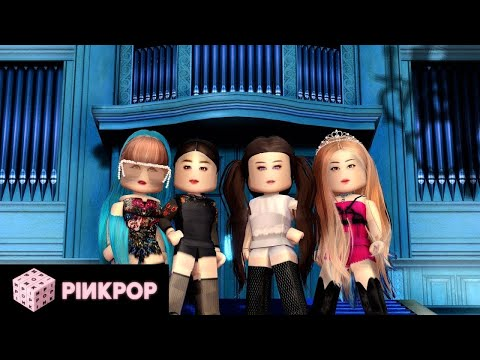 BLACKPINK - 'KILL THIS LOVE' ROBLOX M/V