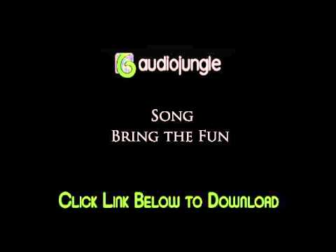 AudioJungle: Bring the Fun (Download Link Included)